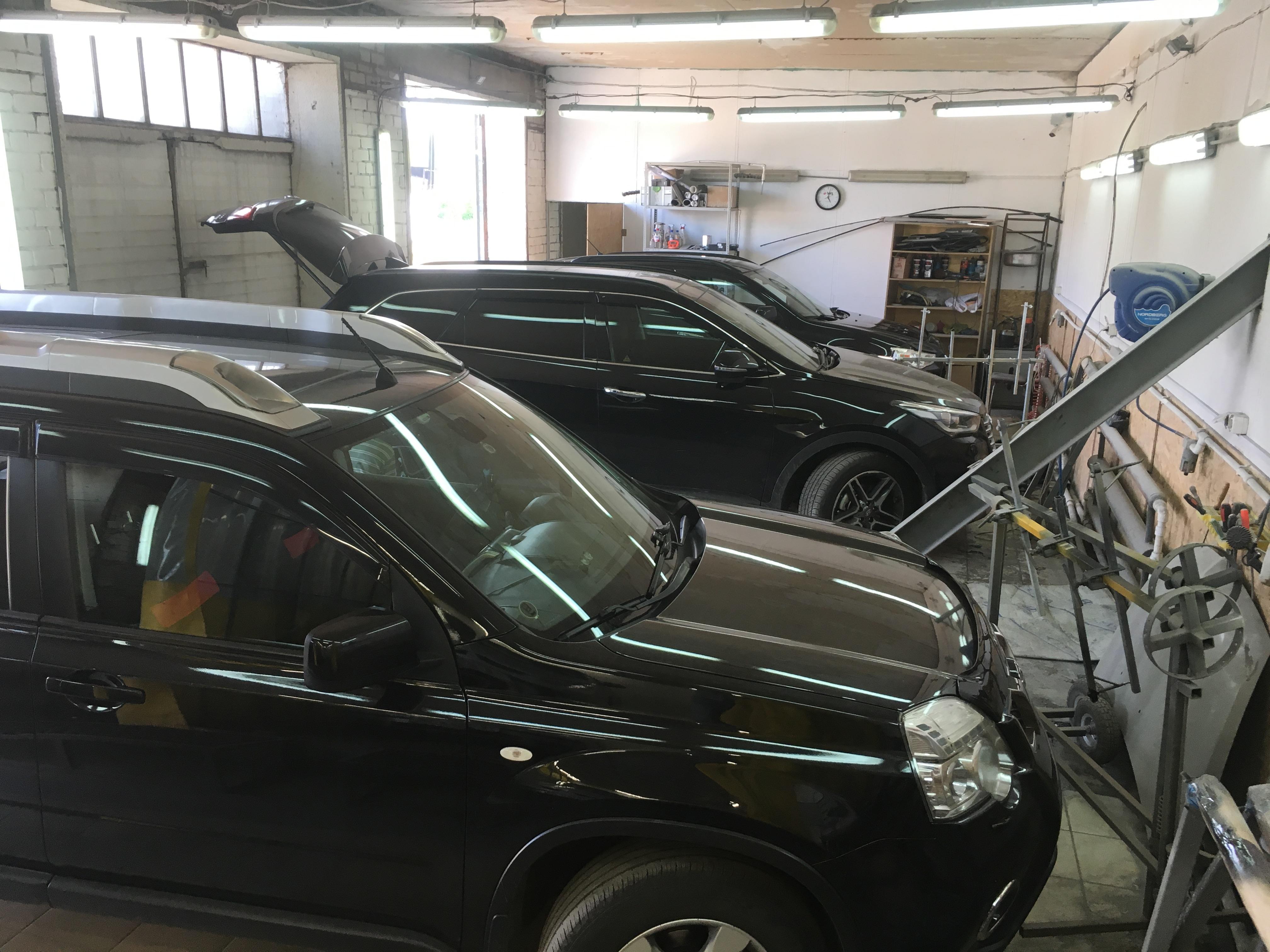 День черных машин в МАРАФЕТ