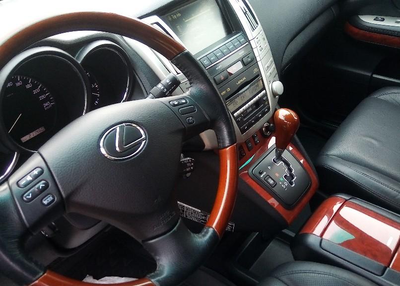 Детейлинг Lexus RX