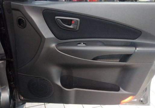 Химчистка дверей автомобиля